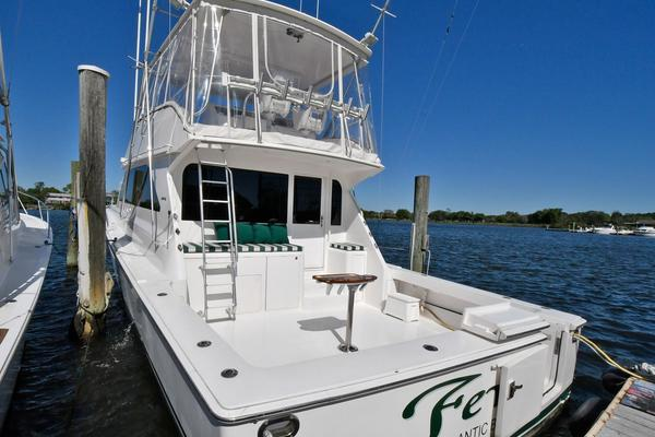 Picture Of: 55' Viking Convertible 1999 Yacht For Sale   2 of 24