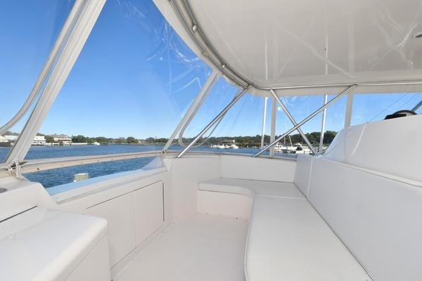 Picture Of: 55' Viking Convertible 1999 Yacht For Sale   4 of 24