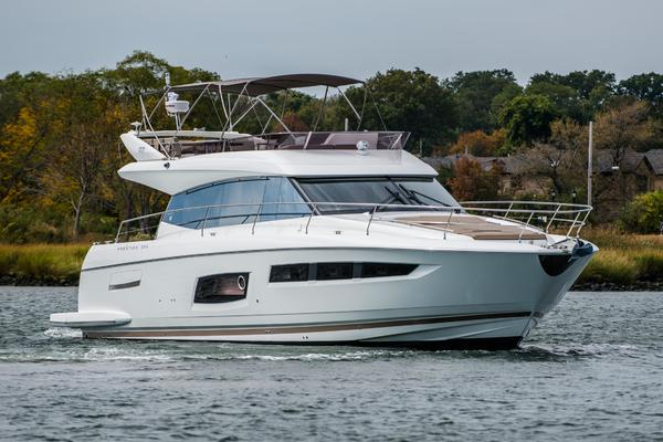 Picture Of: 55' Prestige 550 Flybridge 2015 Yacht For Sale | 2 of 39