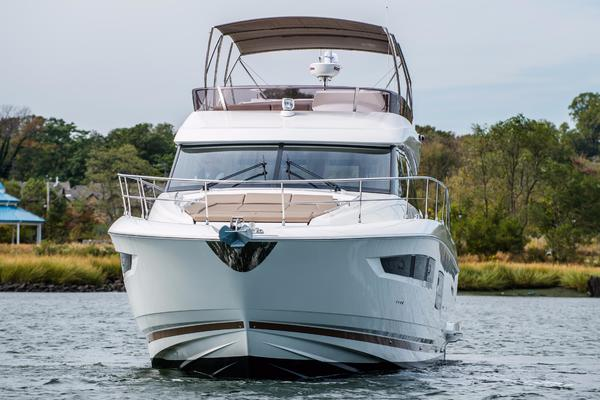 Picture Of: 55' Prestige 550 Flybridge 2015 Yacht For Sale | 3 of 39