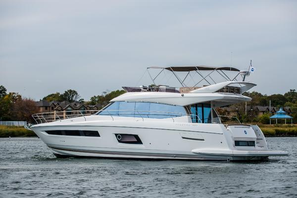 Picture Of: 55' Prestige 550 Flybridge 2015 Yacht For Sale | 1 of 39