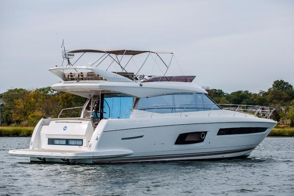 Picture Of: 55' Prestige 550 Flybridge 2015 Yacht For Sale | 4 of 39