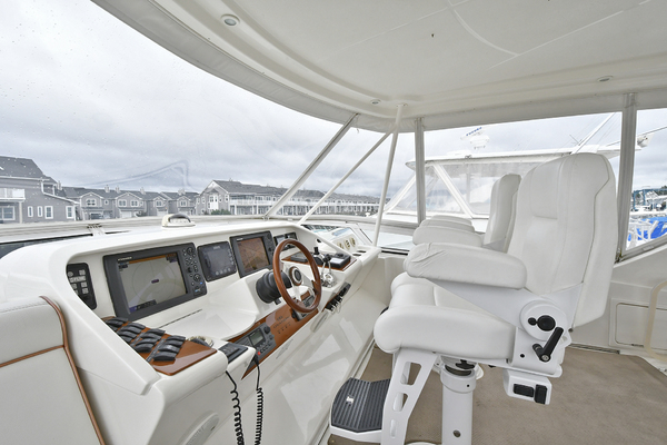 2009 Silverton 52' 52 Ovation King George | Picture 8 of 32