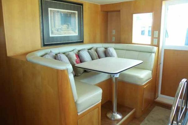 1996Hatteras 74 ft Motoryacht Sport Deck   DUCHESS