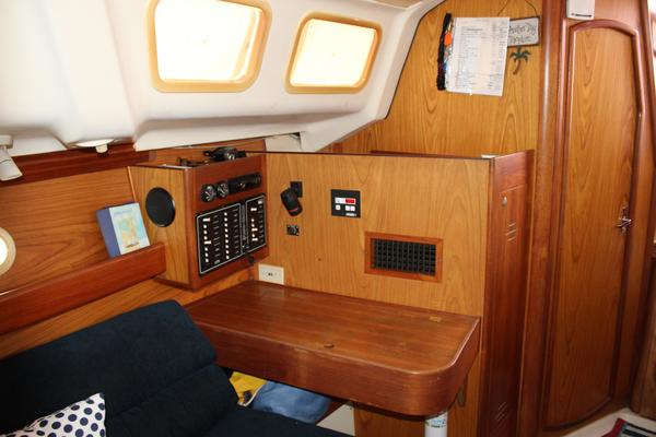 2001Hunter 34 ft 340   LauRyan