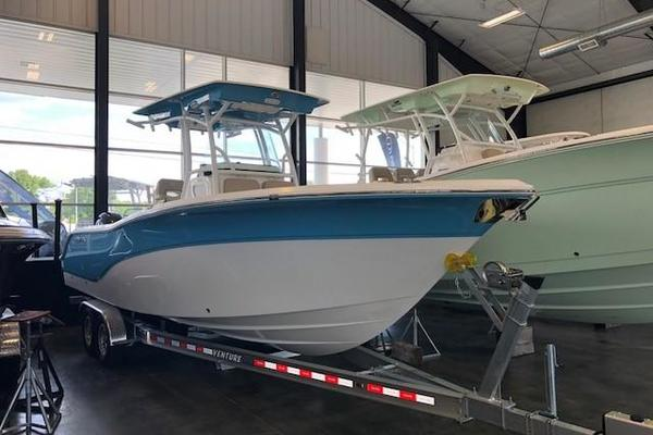 26' Sea Fox Commander 266 2018 | N60136