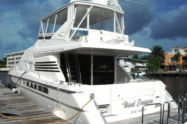 65' Fairline Squadron 65 1997 | USED TREASURE