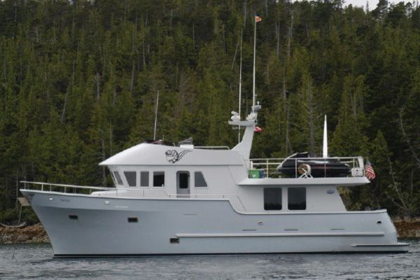 57' Northern Marine Pilothouse LRC 2004 | RAVEN