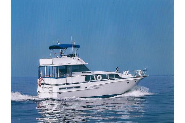 46' Bertram Motor Yacht 1974 |