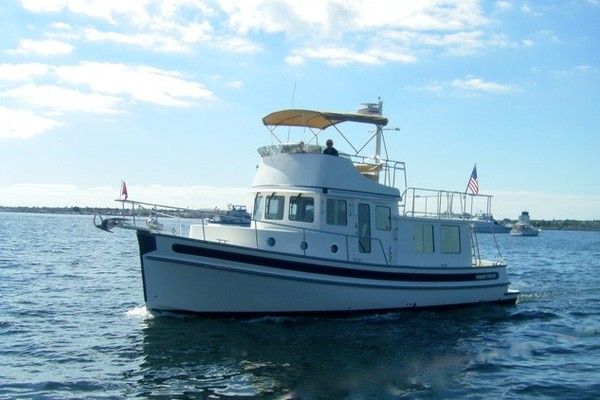 37' Nordic Tugs Flybridge Trawler 2007 | BLUE EYES