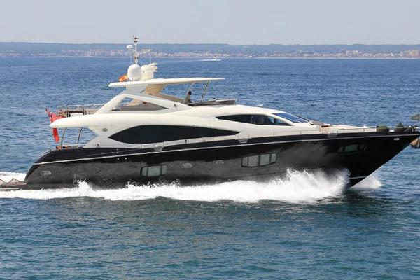 88' Sunseeker Flybridge Motoryacht 2009 | Annabel