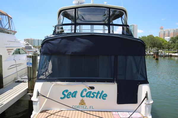 2005Silverton 35 ft 330 Sport Bridge   Sea Castle