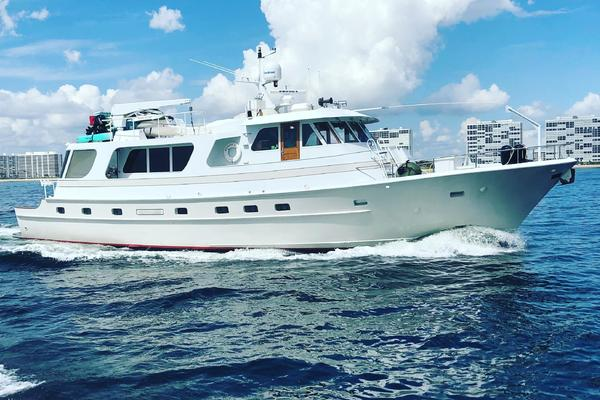 68' Stephens LRC/Trawler 1978 | THE VOYAGER