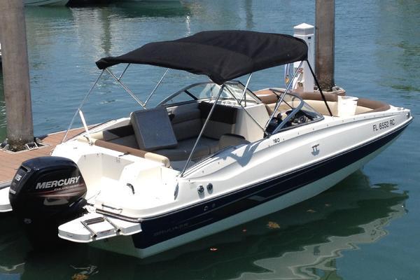 19' Bayliner 190 Deck Boat 2015   Bayliner 190 Deck Boat