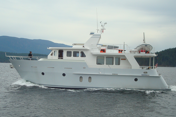 60' Inace Buccaneer 2004 | Miss Molly Ii