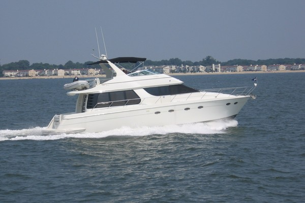 53' Carver 530 Voyager Pilothouse 1998 | Chance Encounter