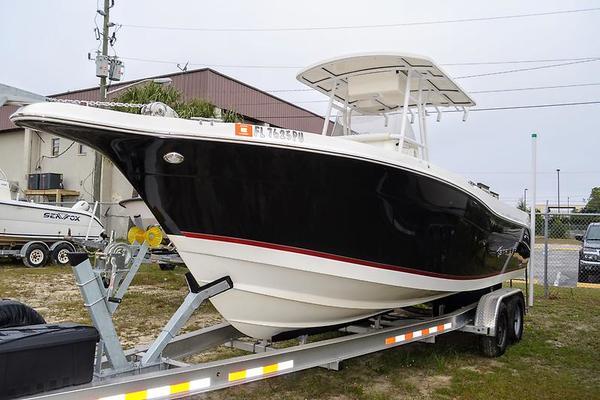 2015 Striper 2605 CC