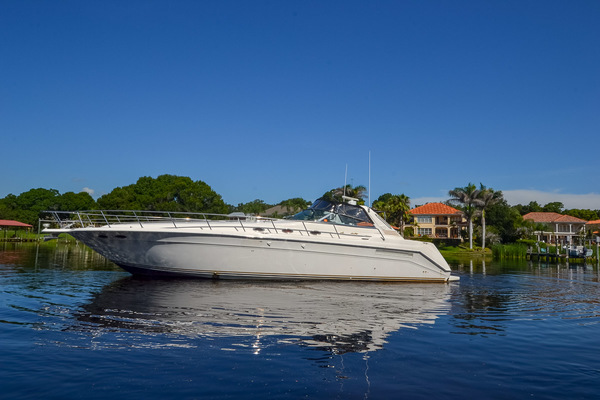 50' Sea Ray 500 Sundancer 1997 | Knot Again
