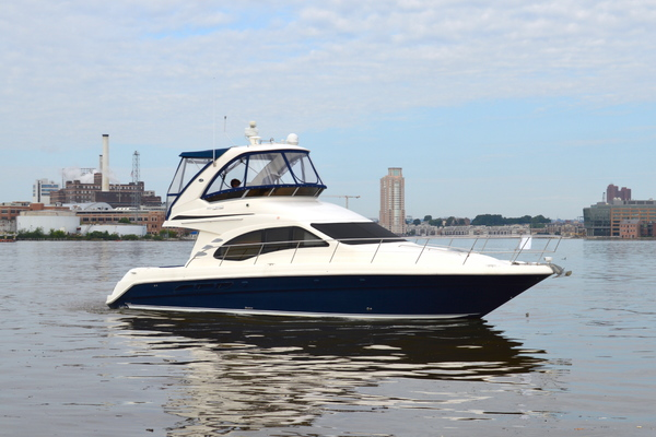2009Sea Ray 44 ft 44 Sedan Bridge   SEACOLORS