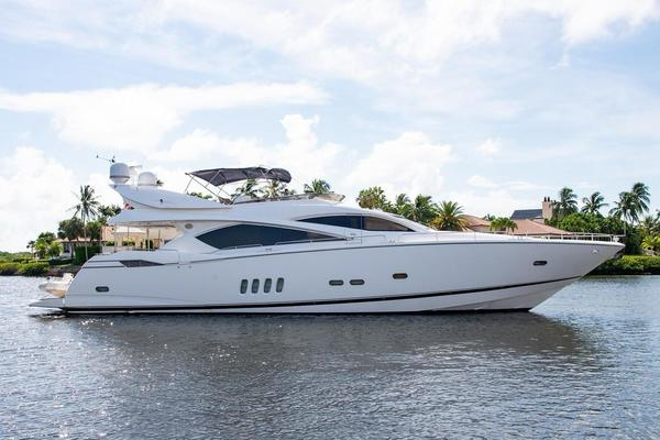 82' Sunseeker Manhattan 82 2005 | My Medicine