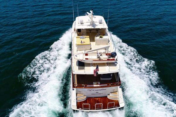 2005Marlow 78 ft 78E Explorer   DREAMLINER