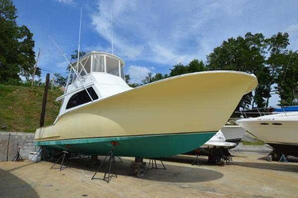 Capps Boatworks 41 Custom Carolina