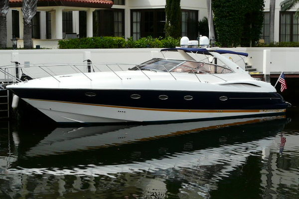 44' Sunseeker Camargue 44 1999 | Gale Force