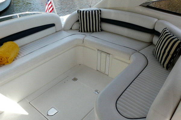 1999Sunseeker 44 ft Camargue 44   Gale Force