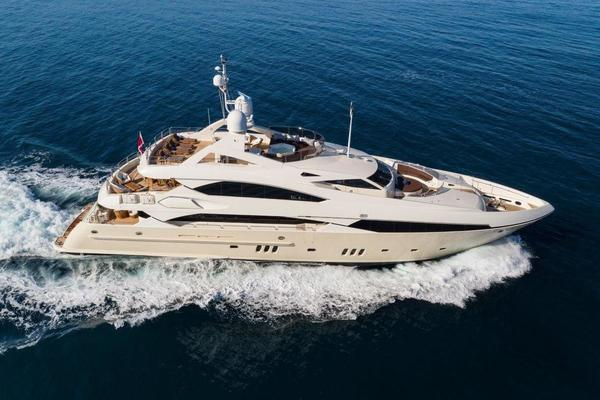 MOLIVER 121' Sunseeker 2009