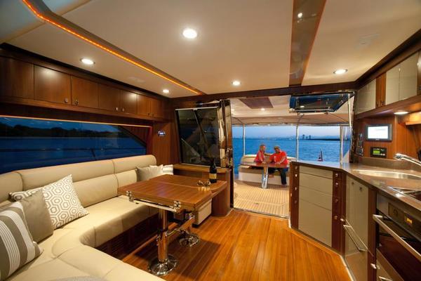 2015 Riviera 54' Belize 54 Daybridge  | Picture 1 of 51