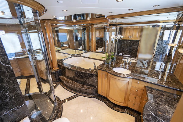 1999 Christensen 124 ft Raised Pilothouse MY - REFLECTIONS