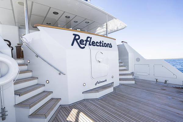 1999 Christensen 124 ft Raised Pilothouse MY - REFLECTIONS