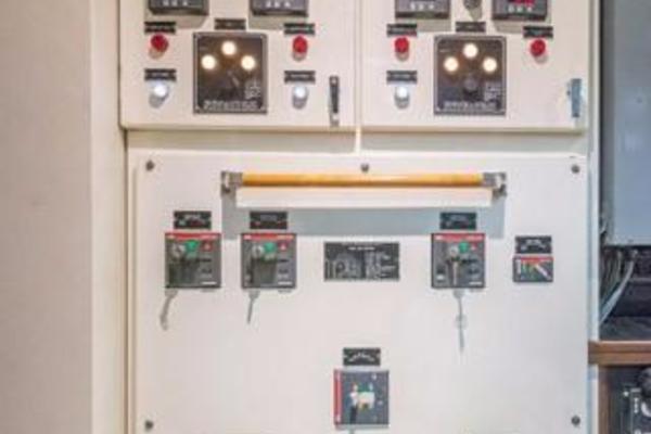 Engineer Station Panel