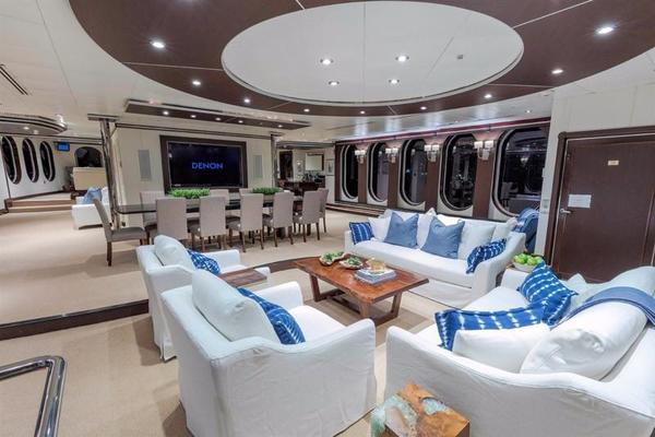Sky Lounge Accommodations