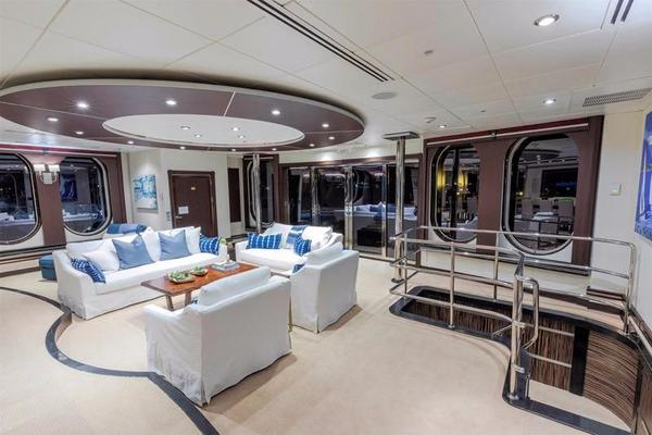 Sky Lounge Access to Staterooms