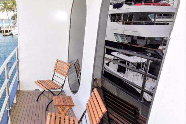 Stateroom Balcony