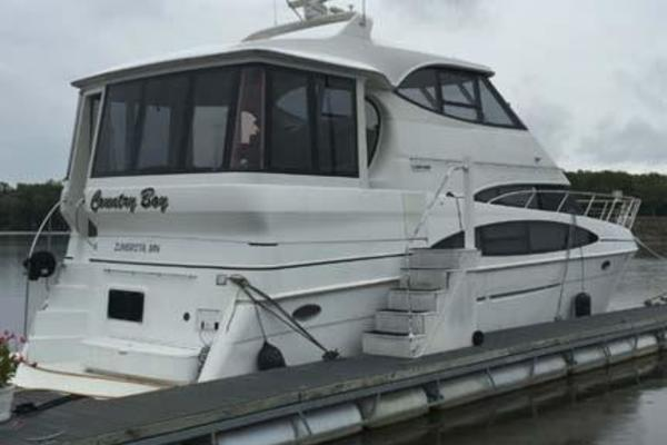 2000Carver 50 ft 506 Aft Cabin Motor Yacht   Country Boy