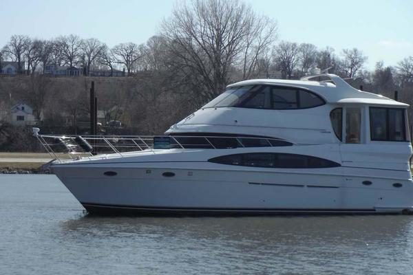 51' Carver 506 Aft Cabin Motor Yacht 2000 | Country Boy