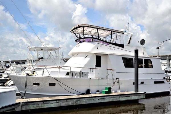 Sea Ranger 56 Motor Yacht