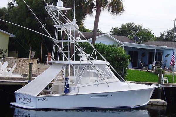 38' Stolper 380 Tournament Express 1998 | Reel Deal