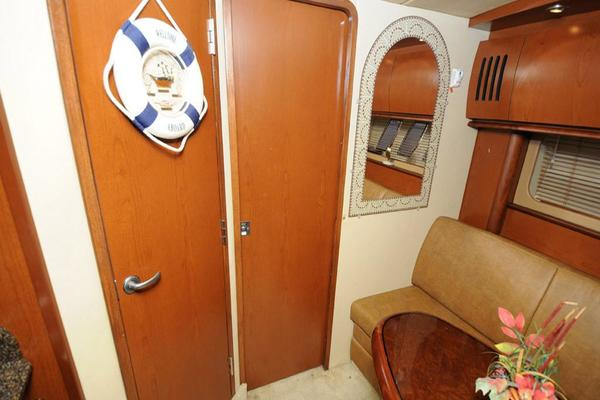 Master Stateroom Solid Privacy Door