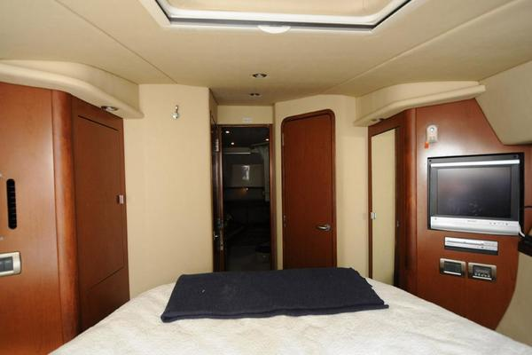 Master Stateroom Aft View