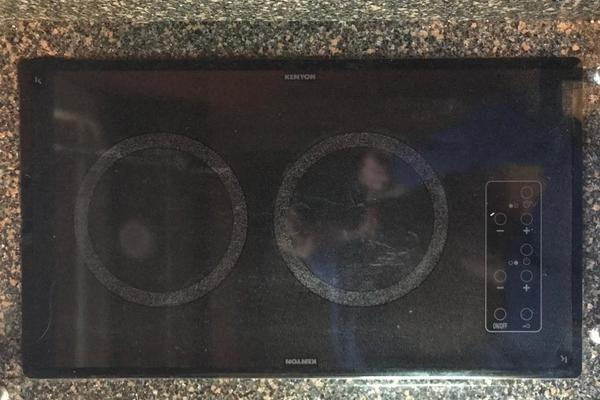 Galley Cooktop