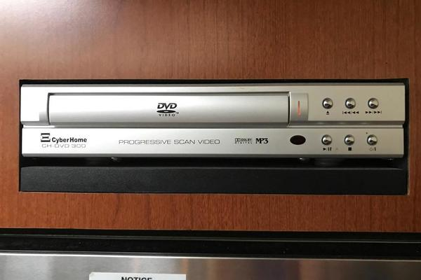 Salon TV DVD Player