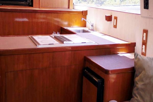 Galley and Icemaker