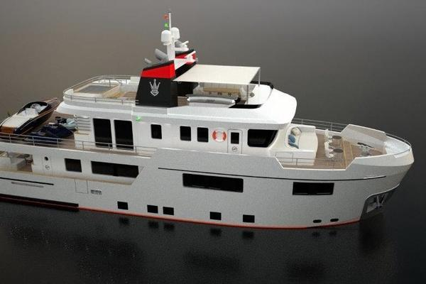 101-ft-Ocean King-2020-Americana- Venice  Italy  yacht for sale