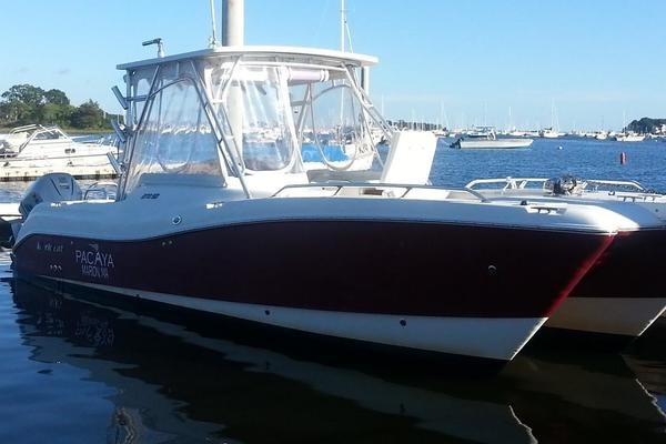 photo of Starboard side