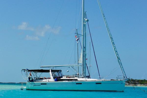 Beneteau 45' 45 Oceanis 2012