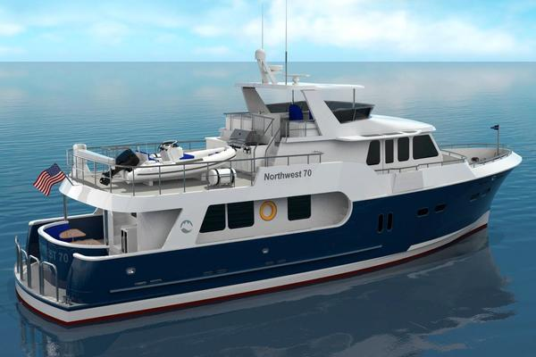 Picture Of: 70' Northwest 70 2020 Yacht For Sale | 4 of 6