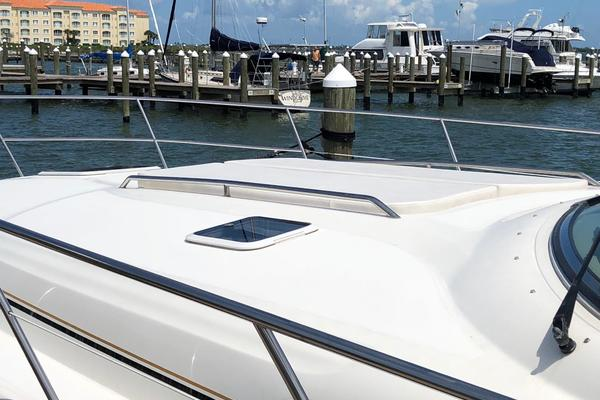 2001Sea Ray 41 ft 410 Sundancer   Knot A Wake